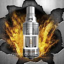 The World First 100% Ceramic Sub ohm atomizer C-Pioneer e cigarette without any cotton or glassfiber