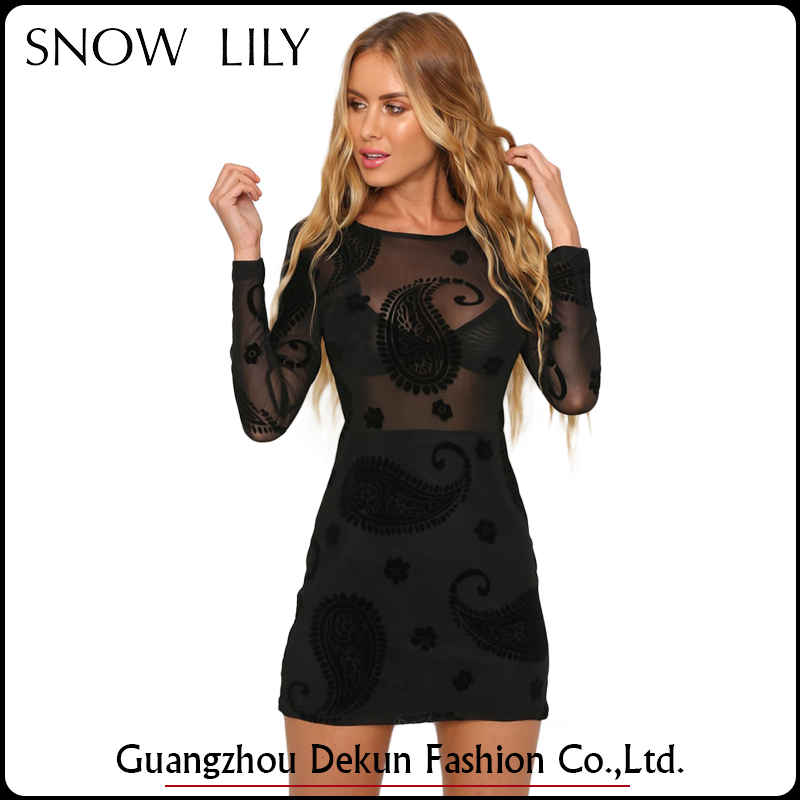 New one piece enticing base fashion women dress