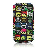 New products hard plastic back cover for samsung galaxy s3 i9300
