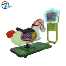 crazy horse racing game machine coin operated kiddie rides for sale,simulator video games boy with factory price