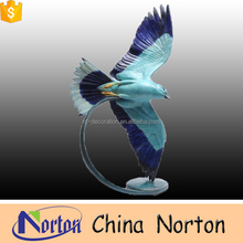 Norton small size table decor colorful bronze flying eagle for sale NTBH-D010L