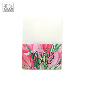 Gifts Paper Crafts Flower Design Mothers Day Greeting Cards For Mom