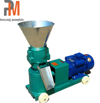 Hot selling pellet machine breeding fowl and cattle manual goat feed pellet machine