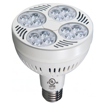 UL cUL ETL CE LED PAR30 Bulb 35W AC100-277V Base Led Spotlight E26 E27 Bulb House Retail Store 100lm/<strong>w</strong>