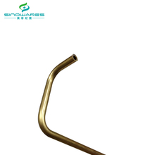 China customized metal stainless steel tube bending assembly