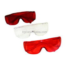 safety goggles/ glasses/protective goggles,anti-fog,protect you from curing light