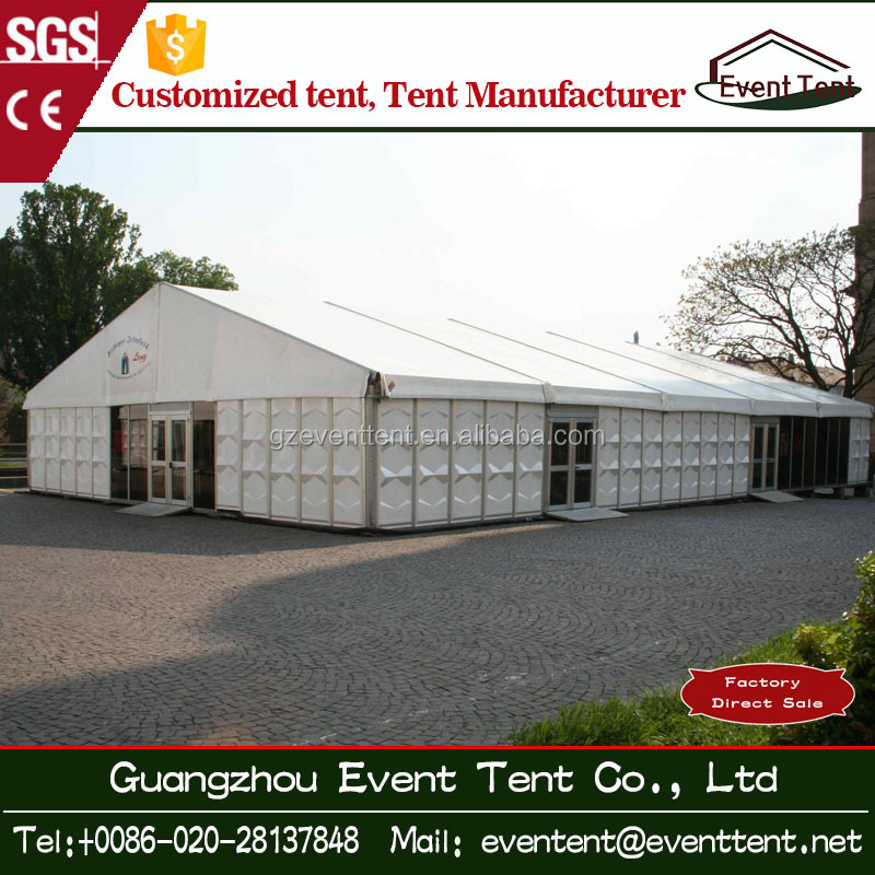 Hot selling party tent 20x20 rental with great price