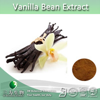Food Grade Vanilla Flavor Powder,Vanilla Bean Extract 10;1,Vanilla Bean Powder