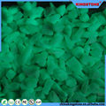 Lest new model 1-12mm glowing glass chips,1-12mm glowing toughened building glass