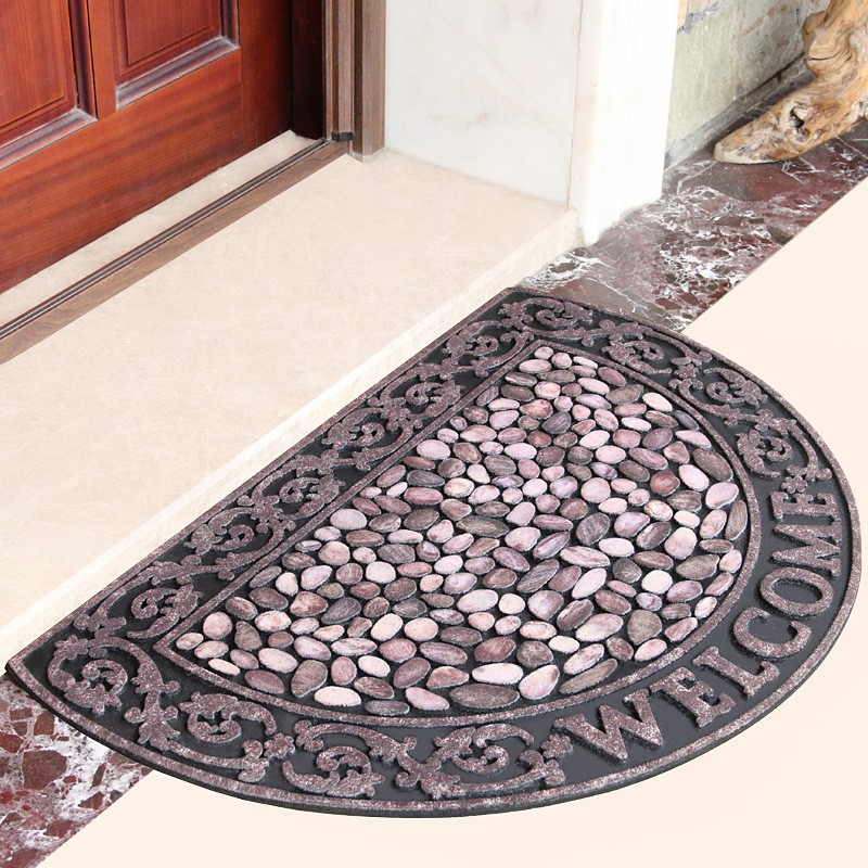 Alibaba China supplier custom rugs kitchen rubber floor mat, door mat, carpet