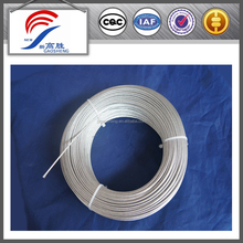 trellis fencing steel wire cable