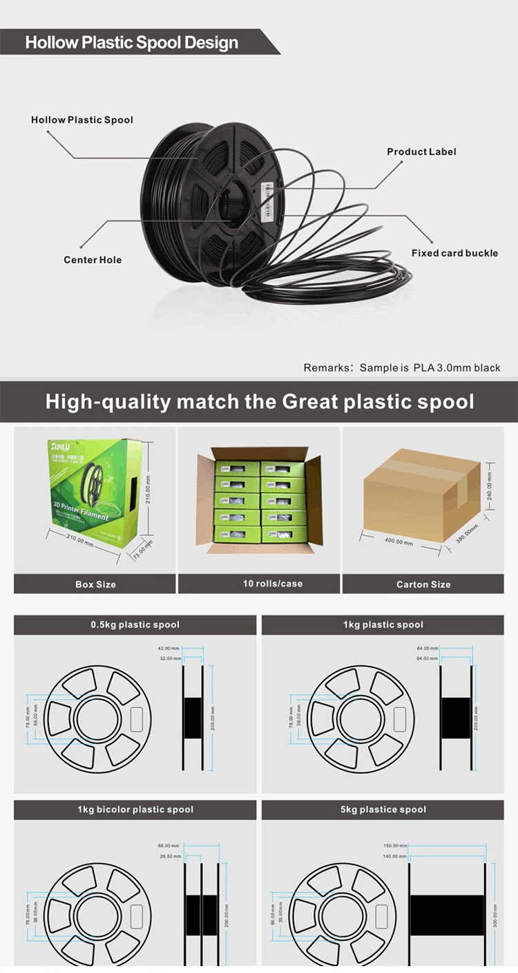 1.75mm 3mm 28 colors 1kg ABS PLA eva 3d printer filament for 3D printer spool filament abs extruder