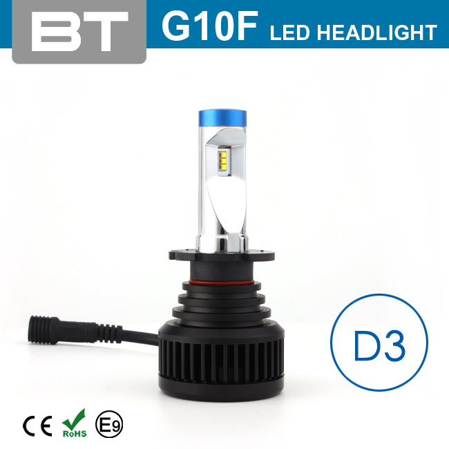 Auto Lighting Headlight Canbus D3s Car Led Head Lights Conversion
