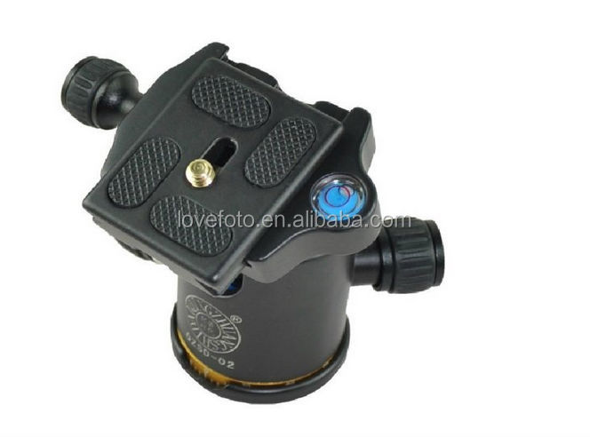 beike Q-02 Professional Ball Head For Camera