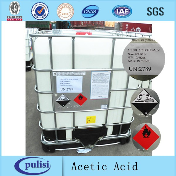 market price of glacial acetic acid 99.8% C2H4O2