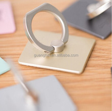 Universal cellphone ring holder grip 360 degree rotate finger ring holder for iOS Android phone