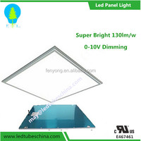 High power led 600x600 ceiling panel light 36w aluminum frame led panel light