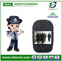 Military security guard law enforcement digital tactical supply 1080p body worn camera with water resistant
