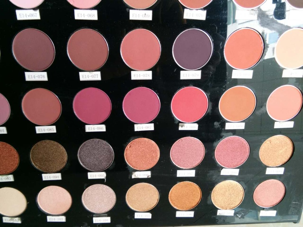 Day to Night Eyeshadow Eye Shadow Palette Private Label Cardboard Palette