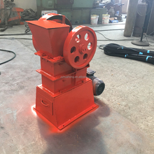 High efficiency lab jaw crusher, Mini laboratory Smelting jaw crusher in Low power consumption