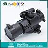 Red Green Micro optic Dot Rifle Scope Riflescope Black Holographic Sight Rail Mount 35mm Black for Hunting