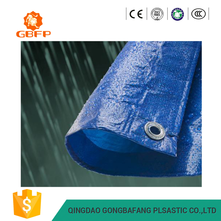 ready made pe plastic waterproof insulated tarpaulin tarps