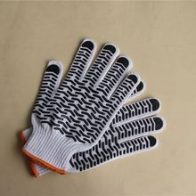 Attension! Best selling white cotton grip gloves