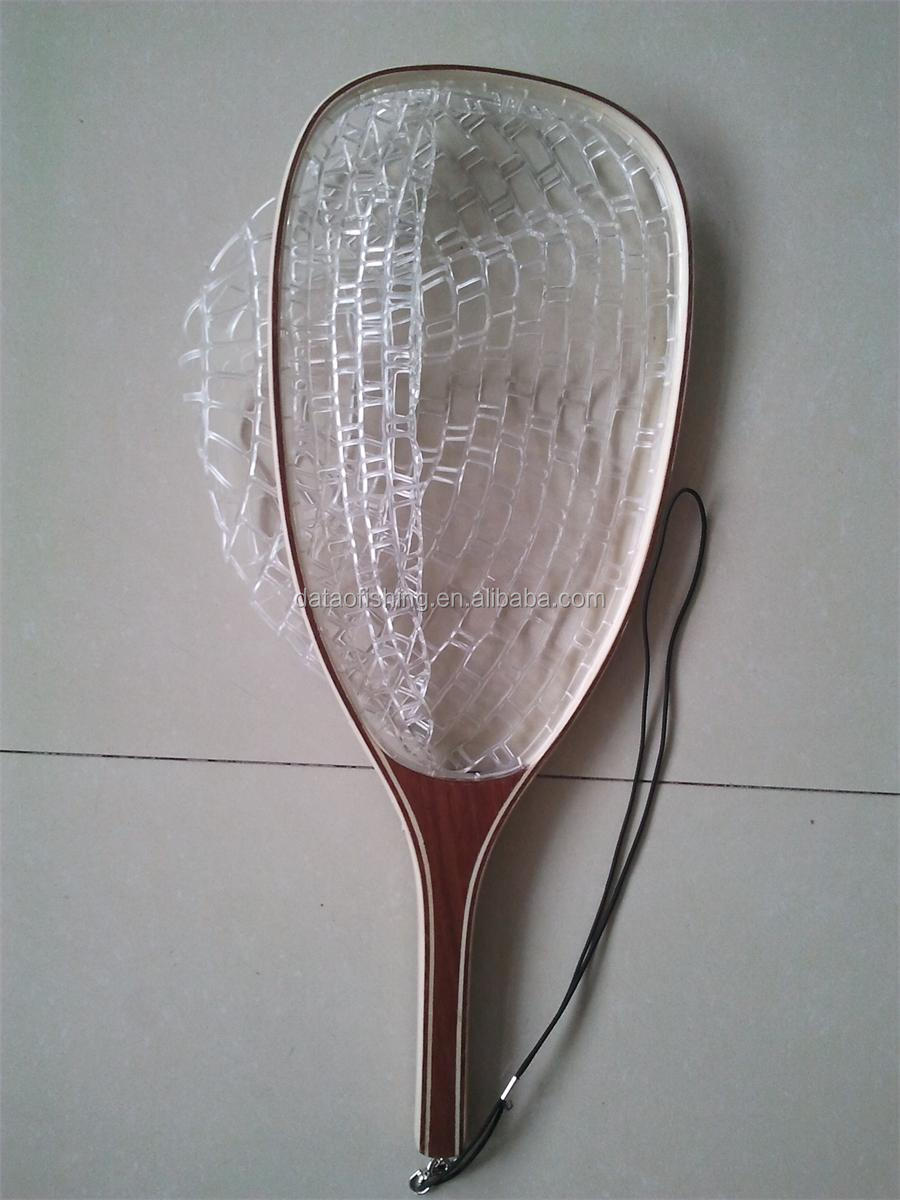 Quality rubber fish landing net for sale view used for Fishing nets for sale