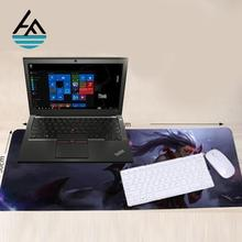 Custom printed neoprene cool computer large gaming mouse pad