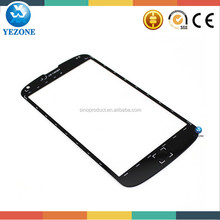 High Quality Cell Phone Clean Front Glass Lens Screen Glass For LG Google Nexus 4 E960