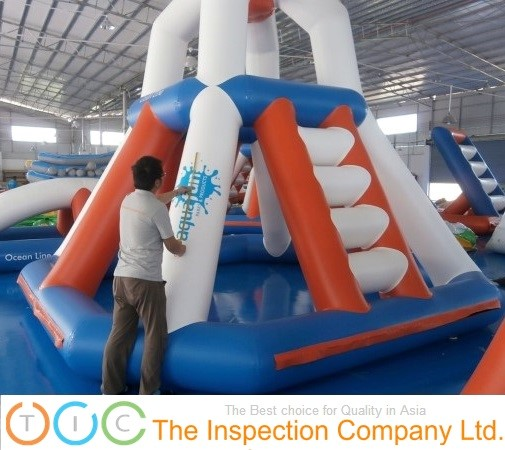 Quality Inspection in ASIA - Toys