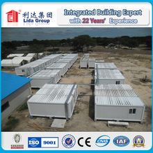 Prebuilt Container Houses for Swimming Pool/Top Quality Prebuilt Container Houses Made in China