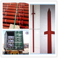 hot sale steel angle post Euro post L post made in china