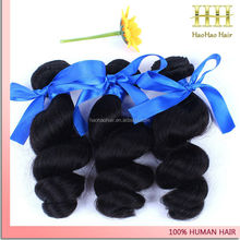 Wholesale quality unprocessed qingdao mindreach hair
