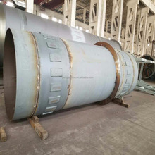 Active carbon rotary kiln / Carbon calcine kiln shell