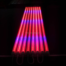 full spectrum 4ft hydroponic light 18w t8 led tube grow light