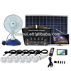 Eco-friendly good quality portable solar panel small home solar power system