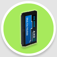 Factory sales:44-Pin 16GB IDE SSD DOM with anti-static shell for video on demand server