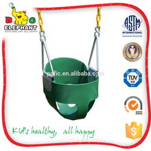 China Suppliers Kids Full Bucket Swing Sale