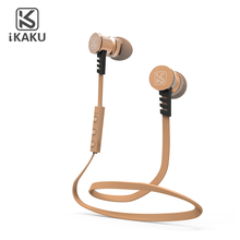Headphone accessories wholesale price wireless bluetooth V4.2 cheap promotional ear hanging type earphones for lg phone