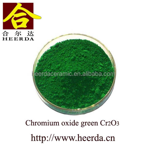 Chromium Oxide Green powder made in China