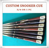 Custom Snooker cue High quality,price low,Credibility optimal,service good