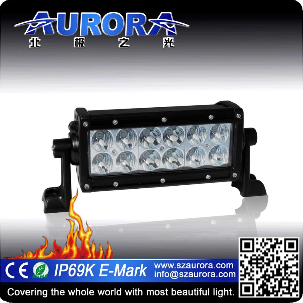China Quality Amber Double Row Light Bar Cover