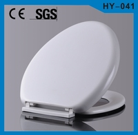 PP material toilet seat plastic vagina bathroom accessory one pieces toilet