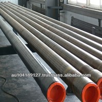Best quality stainless steel slotted pipe