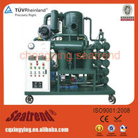 ZYD Advanced Technology Pollution Free Transformer Oil Regeneration System