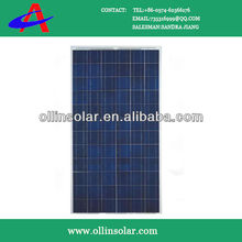 250W 72 Cells Solar Energy Panel PV