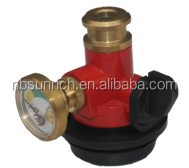 Good Price lpg cooking gas regulator with safety device