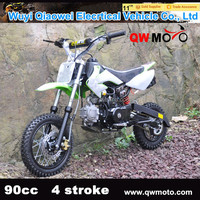 CE 90cc racing motorcycle teenagers' racing dirt bike for sale