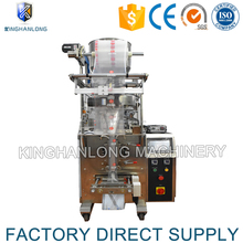 New design automatic vertical popcorn/chin chin sachet packing machine with best price
